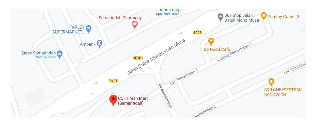 SamarindahMap